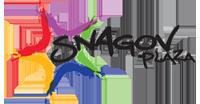 Snagov Plaza logo
